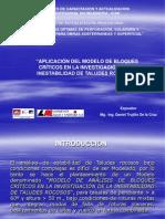 Expsosición de Análisis de Taludes con Bloques críticos.ppt