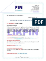 Likpin Job Offer Contract_appointment Letter Soft Copy