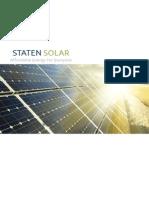 Staten Solar Brief Profile