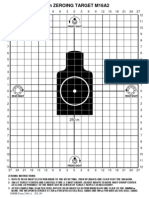 M16A2 Target