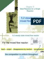 Ideal reactors