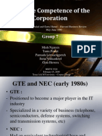 Spring 2009 Group 7 Core Competence.ppt
