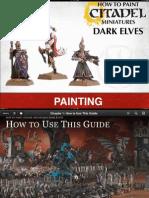 How To Paint Citadel Miniatures Dark Vengeance Pdf