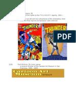 Comics 2009 Final