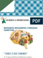 Culinária & Aprendizagem_slides