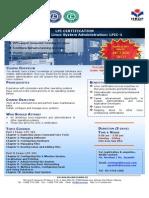 LPIC 1 2 Full Brochures July2014 No Date