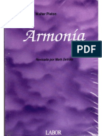Walter Piston - Armonía (Español)