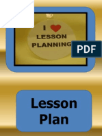 Types of Lesson Plan