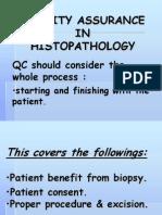 Q.C. Histopathology