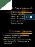 4.Ladder Logic Programming