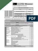 Ficha de Monitoreo para trabajo pedagogico