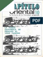 La poesía gauchesca.pdf