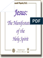 Jesus, The manifestation of the Holy Spirit.epub