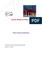 Chess Theory Evaluation
