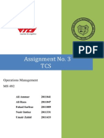 TCS Operations Management
