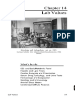 Lab Values
