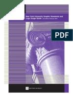 NYU Graphic and Logo Standards