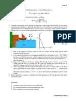 Mce328 Exam 1