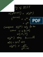DTFT Periodicity Property