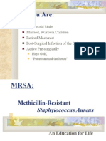 Marti's MRSA Teaching Presentation