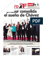 Cuatro F No 3. PERIÓDICO DEL PARTIDO SOCIALISTA UNIDO DE VENEZUELA