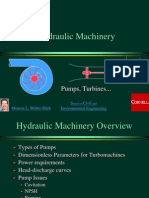 Hydraulic Machinery 1