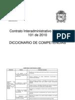 Diccionario de Competencias Comportamentales 5-Jul-12