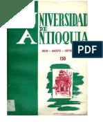 Cayetano Betancur, Proyecciones de la filosofía del derecho en Colombia (1962)