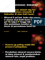 04-2 (h18) Mineralogi Genesis Mineral Bat Sedimen, Metamorf 2013 Revised