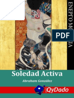 Soledad Activa - Abraham González Lara (2014)