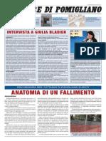 Anatomia di un fallimento - pro memoria per i cittadini di Pomigliano