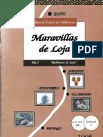 MARAVILLAS DE LOJA