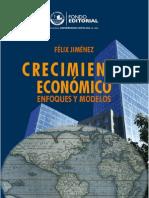 Félix Jiménez Crecimiento Económico. Enfoques y Modelos 2011.Compressed