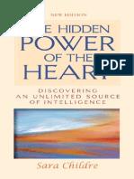 The Hidden Power of the Heart