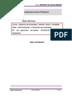 Casos Practicos IVA