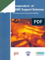 Book Compendium of MSME Support Schemes