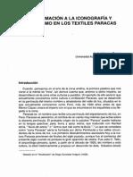 Arranz Bocos - Aproximacion a La Iconografia y Simbolismo en Los Textiles Paracas