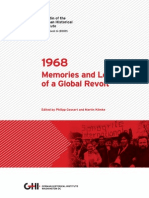 1968 - Memories and Legacies of a Global Revolt - Revista