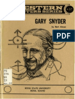Gary Snyder