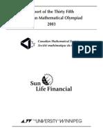 2003 Cmo Report En