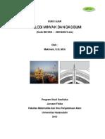 Buku Ajar Geologi Minyak Dan Gas Bumi