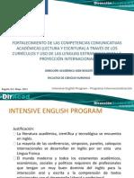 Programas Lenguas UNAL
