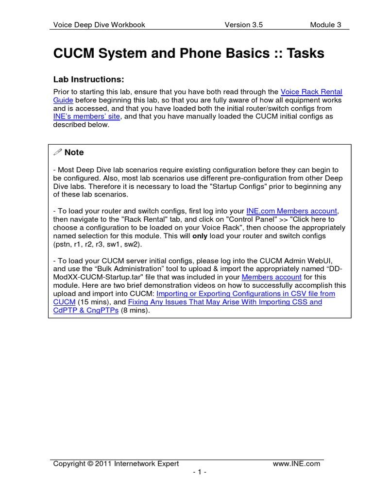 1604576014 INE VO DD WB Vol1 Mod3 Sys Phone Tasks   Telephone