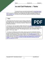 INE VO DD WB Vol1 Mod5 CallFeatures Tasks