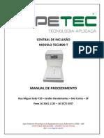 Manual de Procedimento - TEC-2800T
