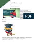 Definici?n: Landmark Education Forum