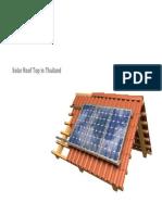 130821-VA-Solar Roof Top in Thailand