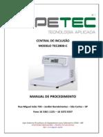 Manual de Procedimento - TEC-2800C