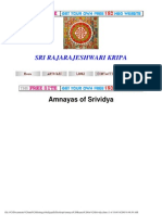 Amnayakrama Sri Vidya