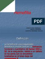 HemoFilia en pediatria